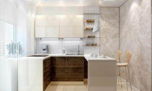 """Кухонная мебель для маленькой кухни: подарите """"сердцу"""" жилища красивый наряд"""