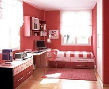 Интерьер спальни для девочки подростка