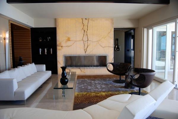 Стильный дизайн гостиных фото