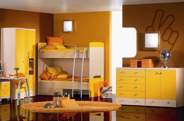 Лучшие цвета для детской комнаты