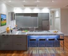 Красивая и удобная кухня мечта любой хозяйки