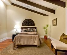 Мансарда – самое уютное место для спальни