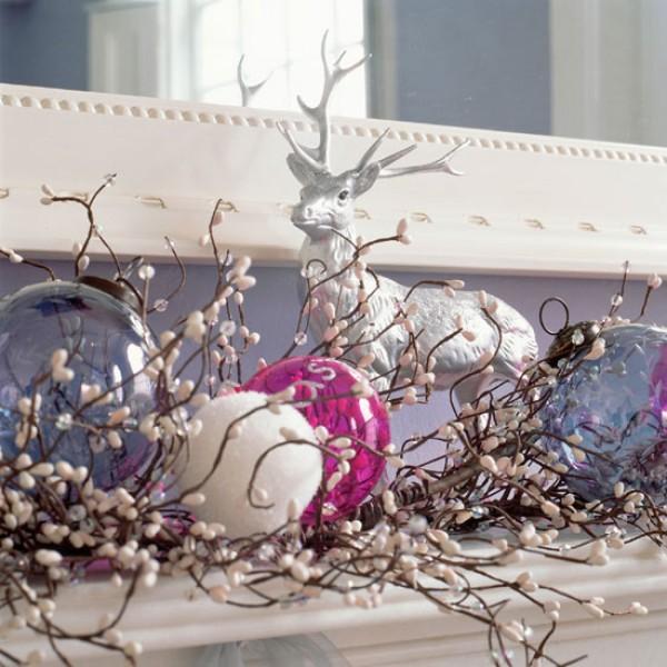 Декорировать квартиру к новому году своими руками