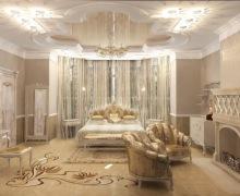 Спальня модерн: экстравагантность и изящная простота