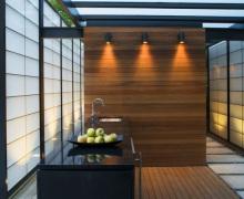 Интерьер кухни в японском стиле: непостижимая философия Востока