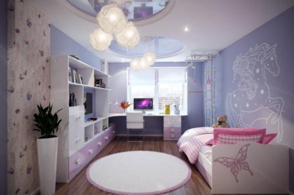 Дома комнаты цвет