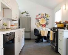 Декор стен на кухне – выражение яркой индивидуальности хозяина