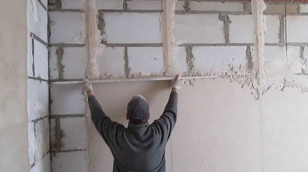 Раствор штукатурка стен своими руками фото