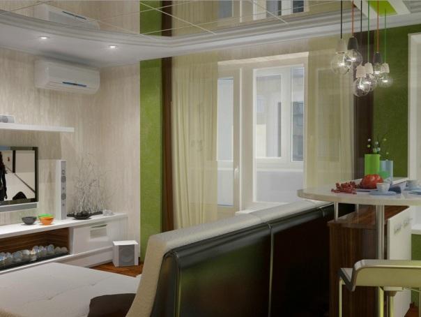 дизайн кухни в квартире 40 кв м