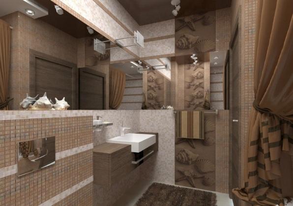 дизайн мебели в ванной
