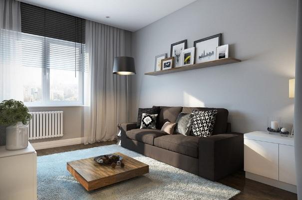 европейские квартиры студии
