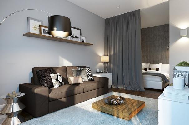 дизайн студия красивые квартиры