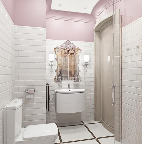 ремонт ванной комнаты 4 кв.м фото