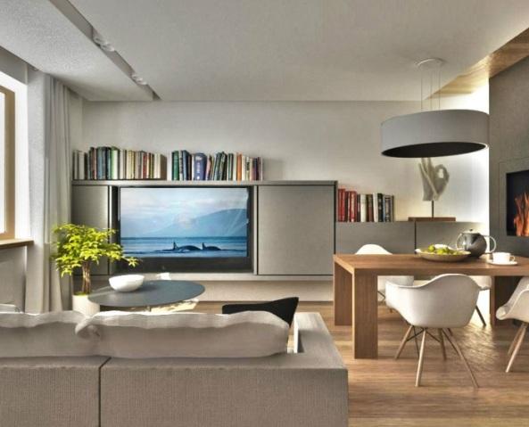 фото дизайна однокомнатной квартире