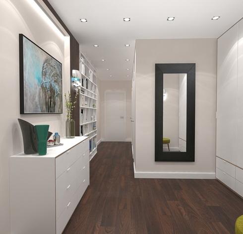 дизайн квартиры 35 кв м