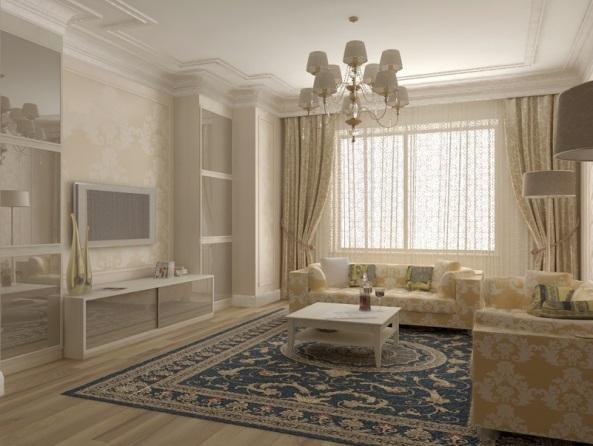 мебель для гостиной неоклассика
