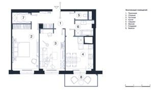 идей, как превратить убитую хрущевку в квартиру мечты