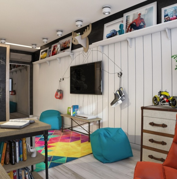 Дизайн комнаты советы
