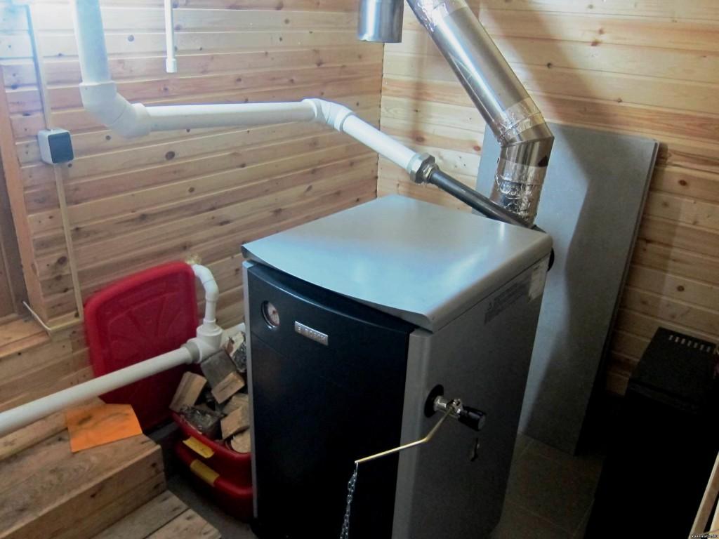 Как своими руками сделать отопление в частном доме