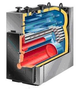 Паровое отопление в частном доме