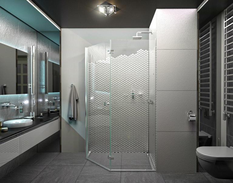 Проекты дизайнеров ванной комнаты Термостат Oras Eterna 6375U для ванны с душем