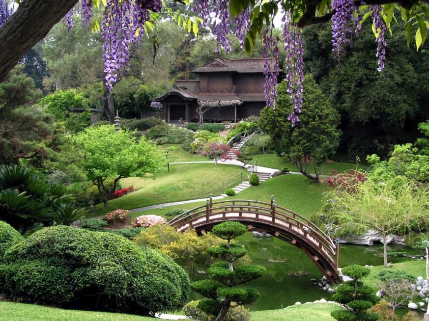 Ландшафтный дизайн японский