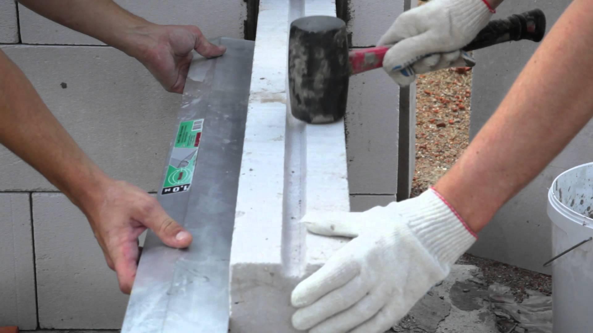 Ч�о �акое пазог�ебнев�е блоки и как и� мон�и�ова��